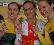 Victoria's Gold Medal - Womens Sprint
